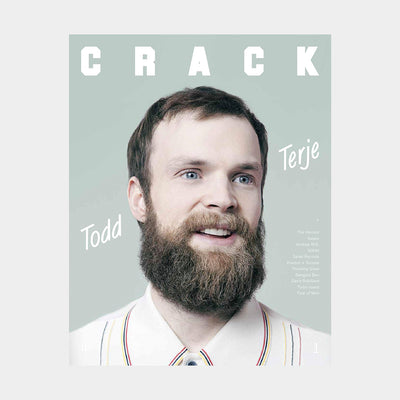Issue 41 - Todd Terje