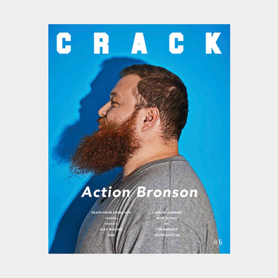 Issue 46 - Action Bronson