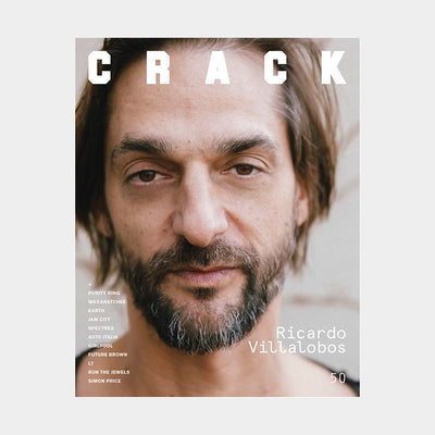Issue 50 - Ricardo Villalobos