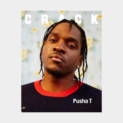 Issue 62 - Pusha T