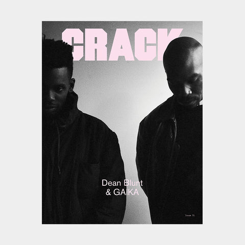 Issue 71 - Dean Blunt & GAIKA