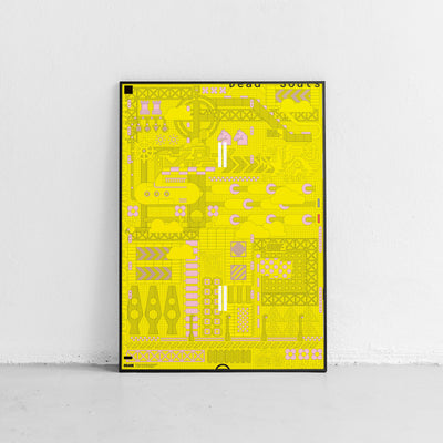 Ciaran Birch: Digital Poster Print Issue 115