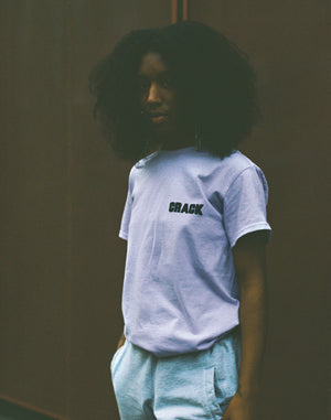 Still Independent: Lilac Short-Sleeve Tee