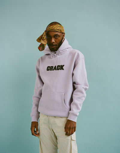 Still Independent: Lilac Hoodie