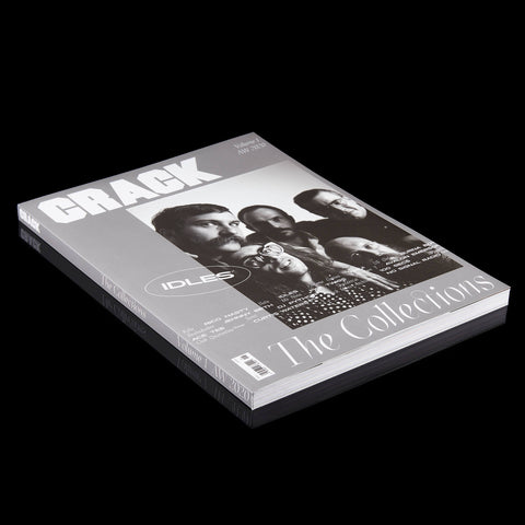 Crack Magazine: The Collections – IDLES