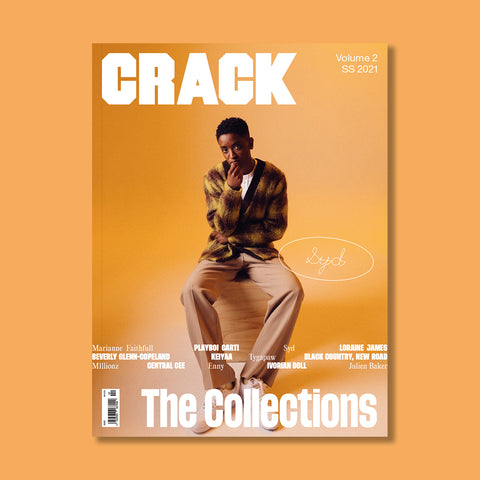 Crack Magazine: The Collections, Vol. 2 – Syd