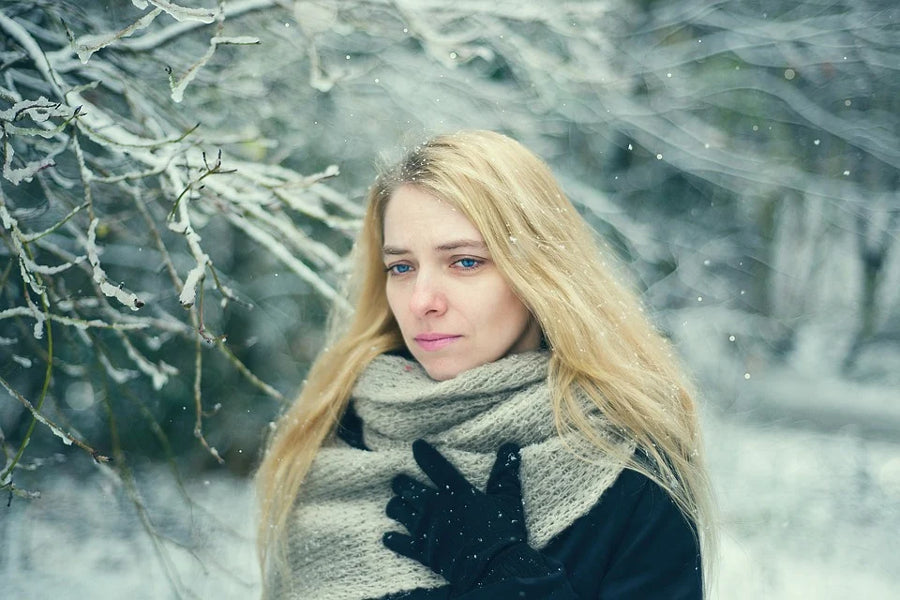 Healthy Hair During The Winter Months