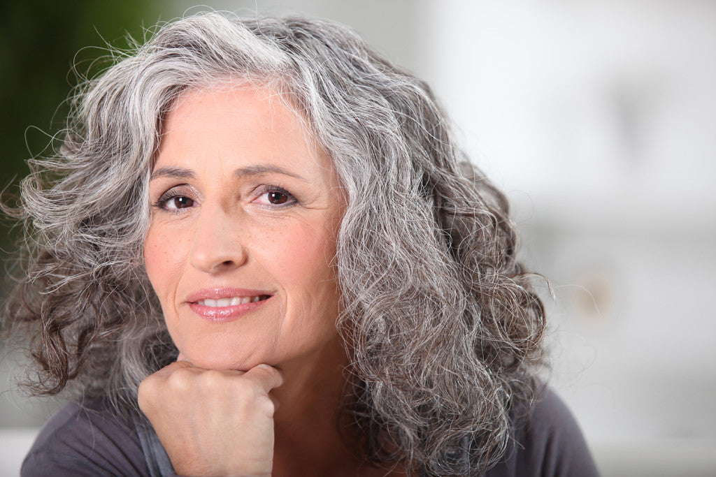 Can stress really turn your hair grey?