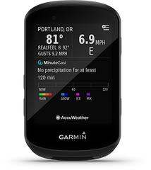 Connect IQ with the Garmin Edge 530