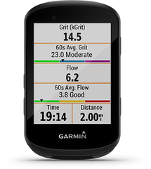Grit and Flow on the Garmin Edge 530