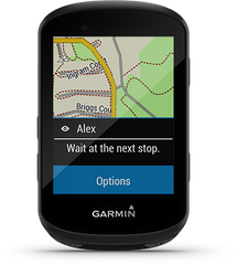 Group Messaging on the Garmin Edge 530