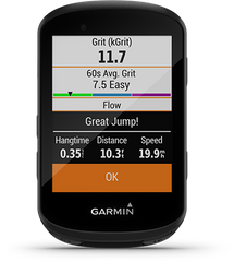 MTB Dynamics on the Garmin Edge 530