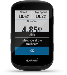 Smart Notifications with the Garmin Edge 530