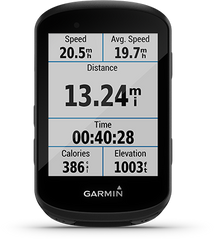 Sync with Garmin Connect with the Garmin Edge 530