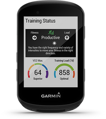 Training Status on the Garmin Edge 530