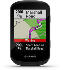 Turn-By-Turn Directions on the Garmin Edge 530