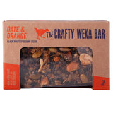 The Crafty Weka Bar - Date & Orange Flavour