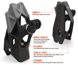Gripper Mount GoPro Helmet Mount