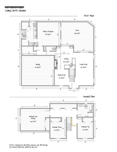 Floor Plan Services by Rebecca Duffy Bush