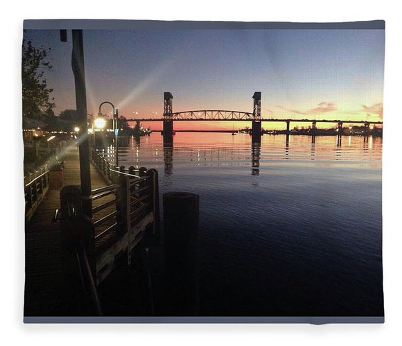 Cape Fear Riverwalk - Blanket
