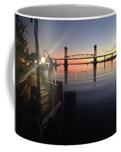 Cape Fear Riverwalk - Mug
