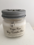 cape fear soy candles