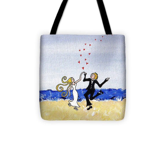 Happy Wedding - Tote Bag