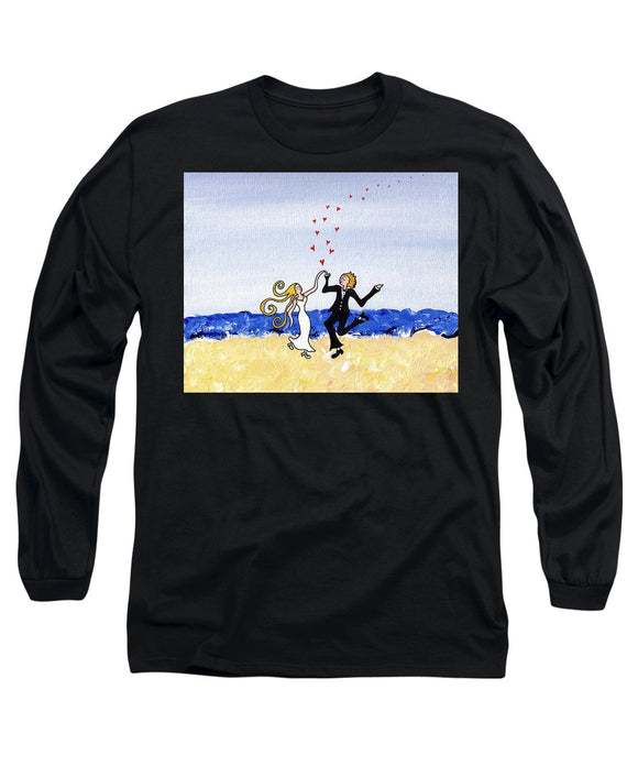Happy Wedding - Long Sleeve T-Shirt