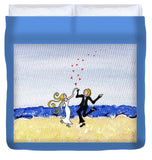 Happy Wedding - Duvet Cover