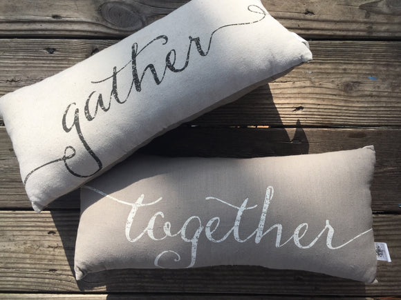 Gather Together Pillows