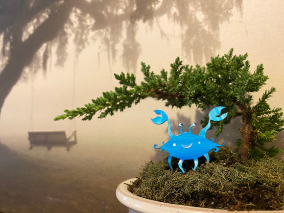 Grampy's Bonsai Tree Crab