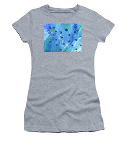 Swimming Turtles - Women's T-Shirt