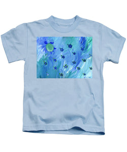 Swimming Turtles - Kids T-Shirt