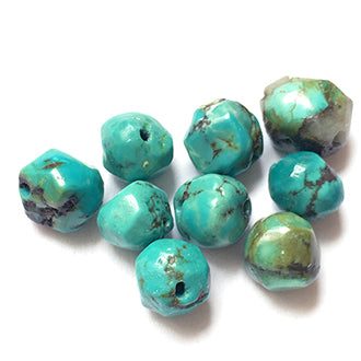 turquoise meaning mala bead