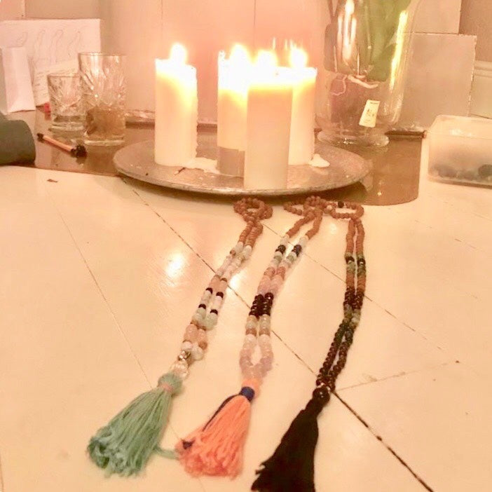 Make Your Own Mala Workshop