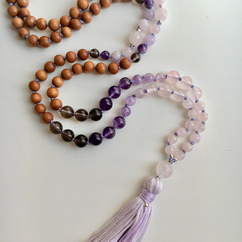 Grounding Love Mala