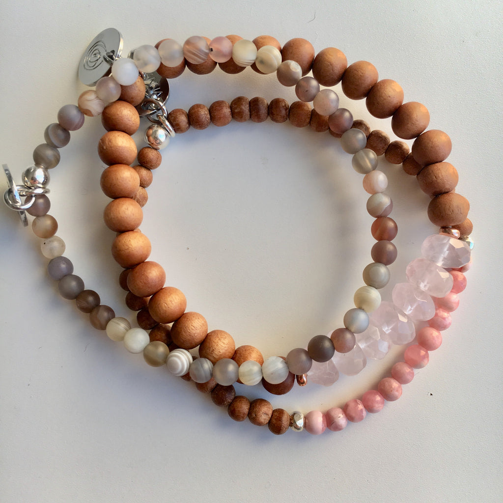 Hearthealer Bracelet stack