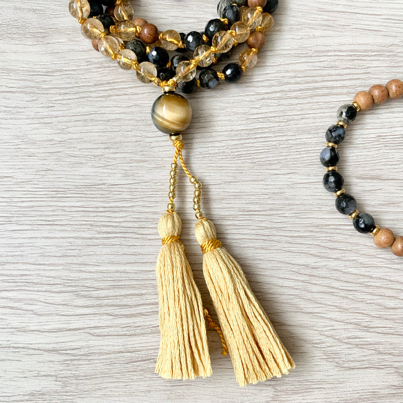 Warrior of Light Mala