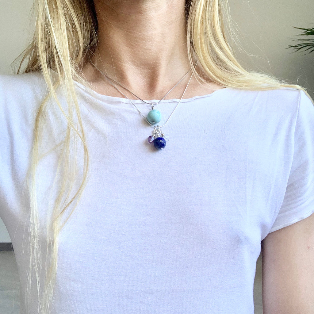 Dharma Amulet Necklace