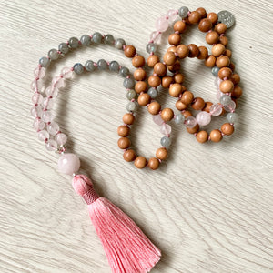 Love & Protection Mala