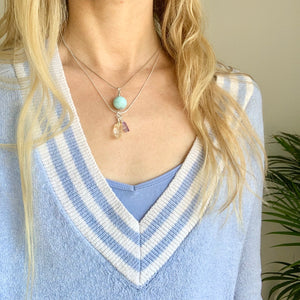 Soulshine Amulet Duo Necklace
