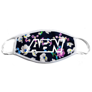 "ABN ""Floral"" Face Mask"