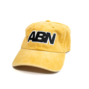 "ABN ""Vintage Yellow"" Dad Hat"
