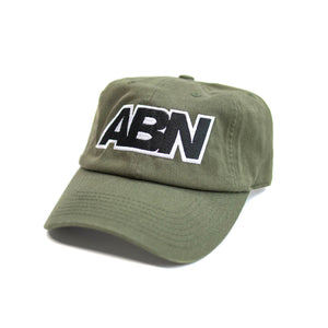 "ABN ""Olive"" Dad Hat"