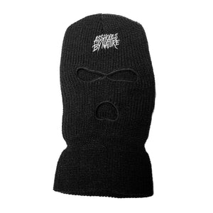 "Assholes By Nature Ski Mask ""Black"""