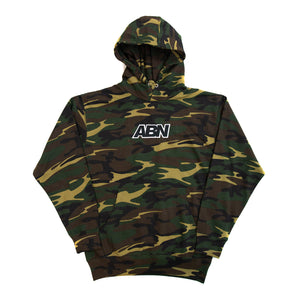 "ABN Embroidered Logo ""Camo"" Hoodie"