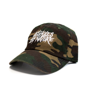 "Assholes By Nature ""Camo"" Dad Hat"