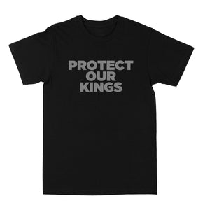 "Protect Our Kings #1 ""Black"" Tee"