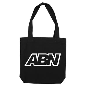 "ABN ""Black"" Tote Bag"