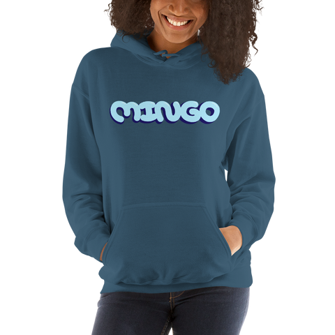Bubble Logo Hooded Sweatshirt